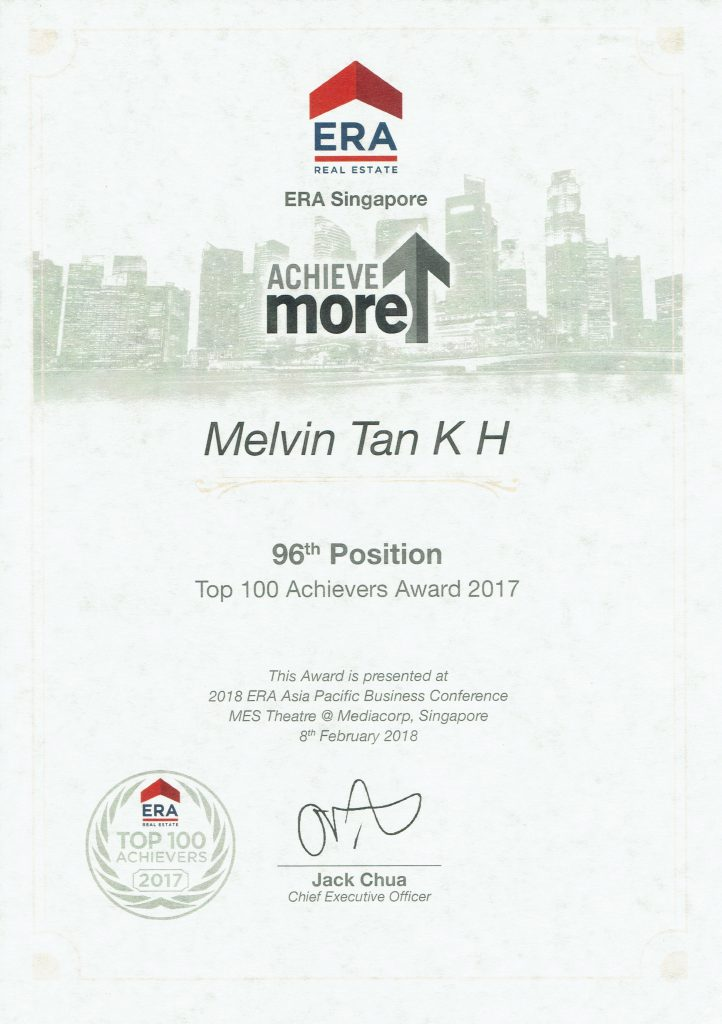 2017 Top Agent 100 Achievers Awards