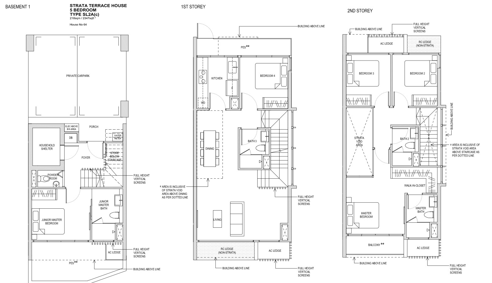 Affinity At Seragoon 5-Bedroom Strata Landed Townhouse