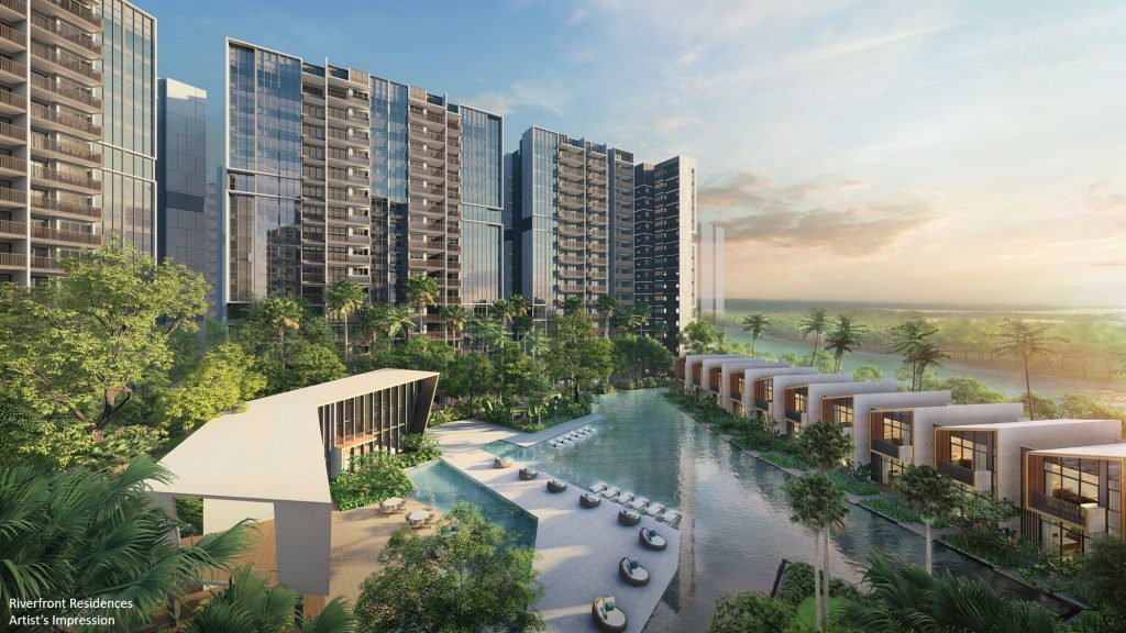 Riverfront Residences Unblock View