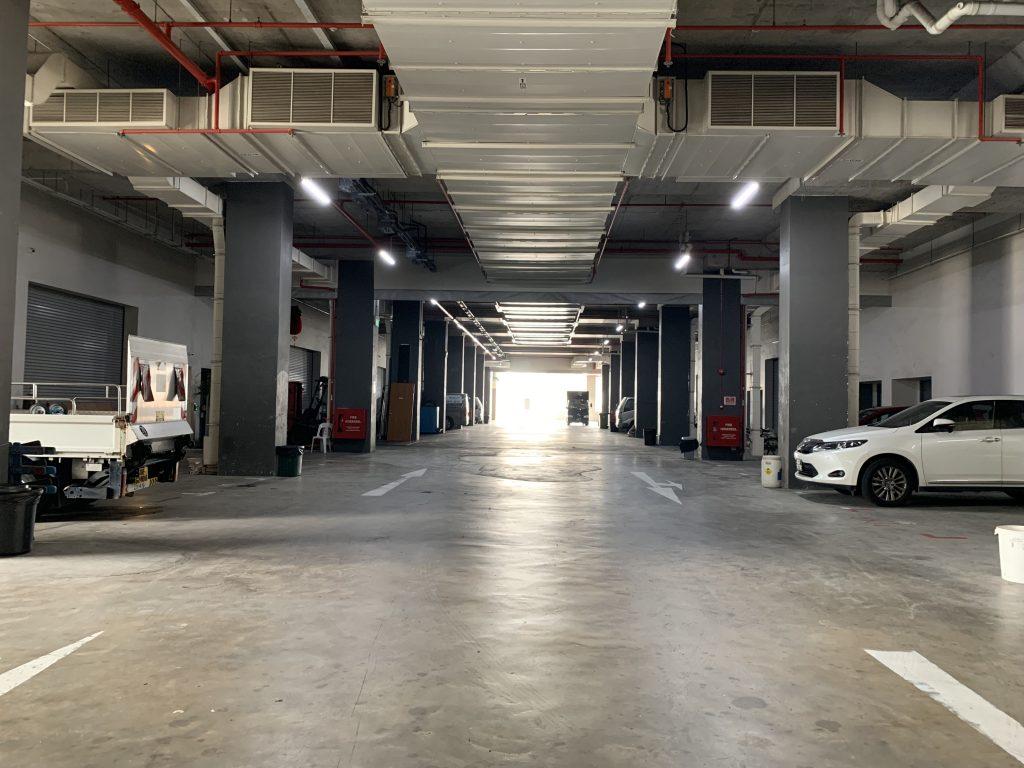 S9 Carpark